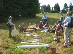Hydric Soils In-Field Training, Washington Society of Professional Soil Scientists.