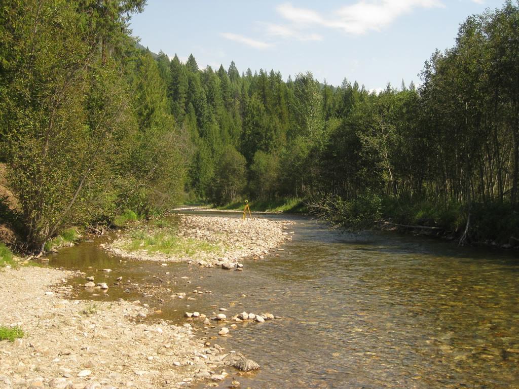 Sullivan Creek, Pend Oreille County, WA