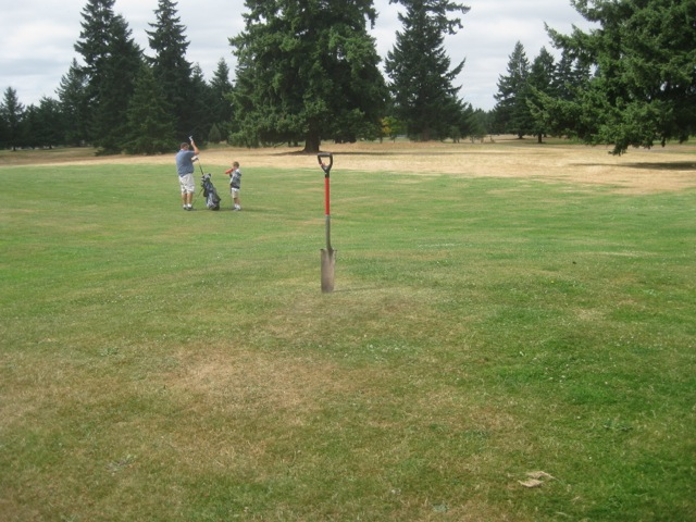 Soils and Vegetation Inventory for Conceptual Puget Sound Prairie Restoration of Historic Golf Course, Pierce County, WA.